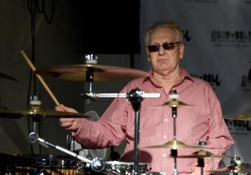 Ginger Baker, batteur légendaire et co-fondateur du groupe de rock Cream est mort