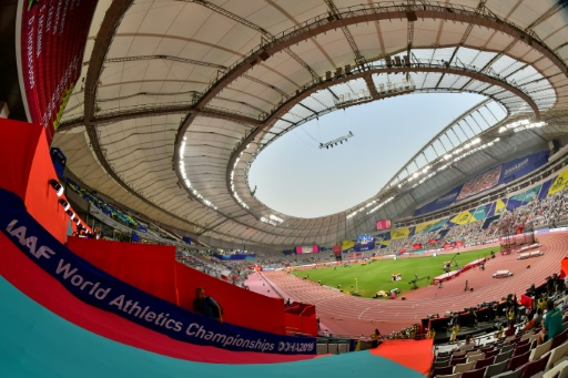 Mondiaux d'athlétisme: le Qatar, terre de controverses à trois ans du Mondial de foot