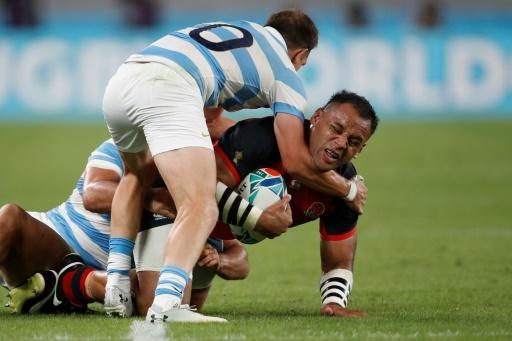 Mondial de rugby: l'Anglais Billy Vunipola incertain contre la France