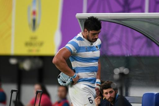 Mondial de rugby: l'Argentin Lavanini suspendu quatre matches