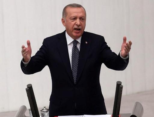 L'offensive turque en Syrie peut avoir lieu à tout moment, selon Erdogan