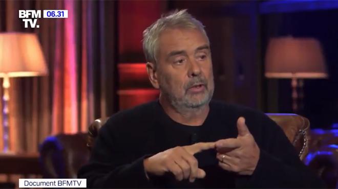 Accusé de viol, Luc Besson s'exprime pour la première fois: