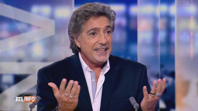 Frédéric François promet du grand spectacle pour fêter ses 50 ans de carrière