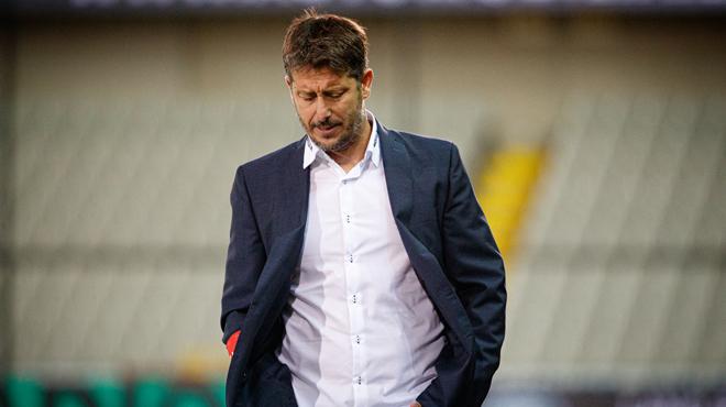 Le Cercle de Bruges se sépare de son entraîneur après un début de saison catastrophique