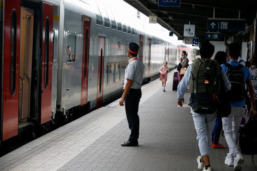 La ponctualité des trains à nouveau supérieure à 90% en septembre