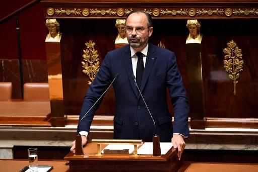 Edouard Philippe reconnaît n'avoir pas atteint tous les objectifs en politique migratoire