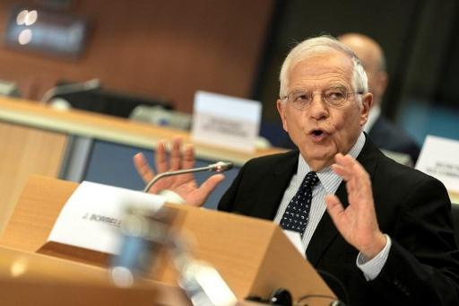 Balkans et frontières de l'Est priorités du futur chef de la diplomatie de l'UE