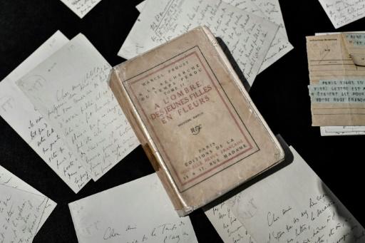 Pas d'acquéreur pour des lettres de Marcel Proust