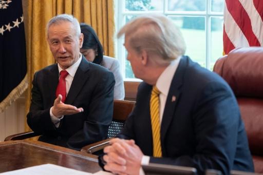 Trump privilégie un accord commercial global avec Pékin
