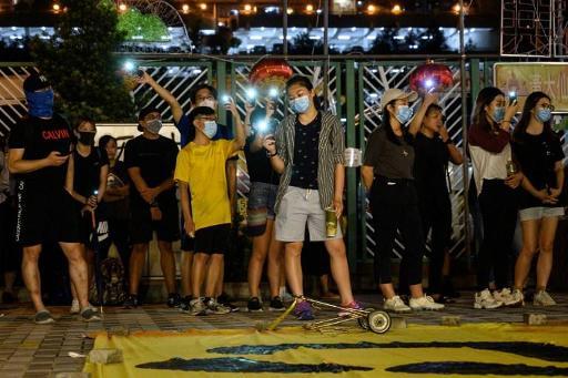 Mouvement de contestation à Hong Kong - Le gouvernement envisage de limiter l'accès à internet
