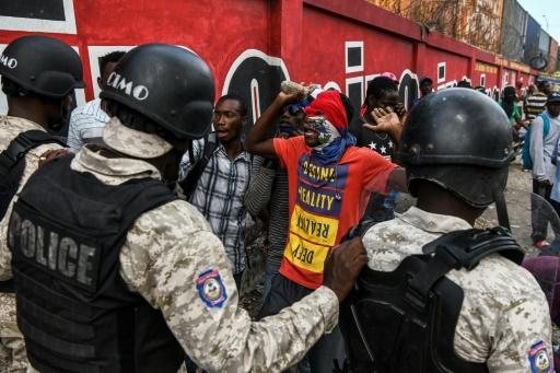 Haïti à la dérive: les acteurs et les causes de la crise