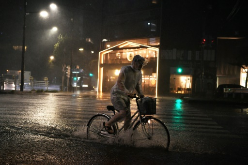 Mondial de rugby: France-Angleterre désormais sous la menace du typhon Hagibis
