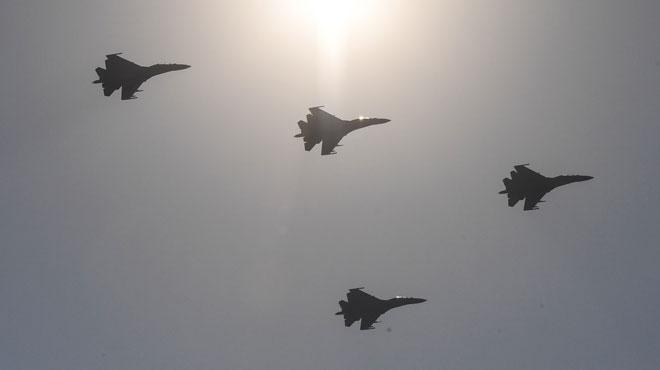 Un avion de chasse américain se crashe en Allemagne: le pilote est parvenu à s'éjecter à temps