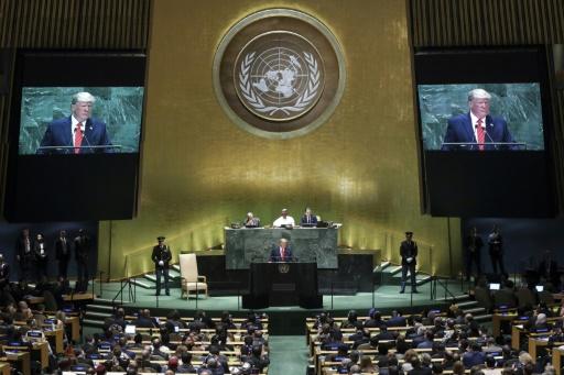 L'ONU dans le rouge, menacée de fin de mois difficile