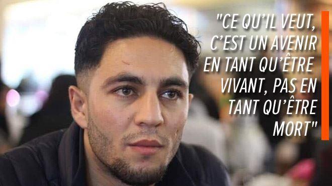 Marie-Claire et de nombreux Couvinois se mobilisent pour Hayatullah, un Afghan de 24 ans- S'il retourne là-bas, sa vie est en danger
