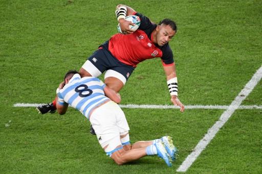 Mondial de rugby: l'Angleterre pourrait faire tourner face à la France