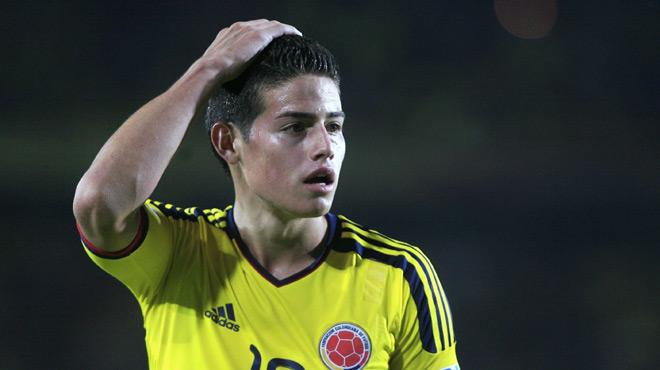 Pourquoi Falcao et James Rodriguez n'ont pas été sélectionnés avec la Colombie