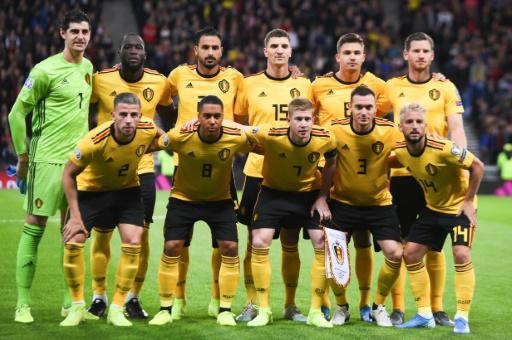 Qualifs Euro 2020: les Belges pour le premier ticket