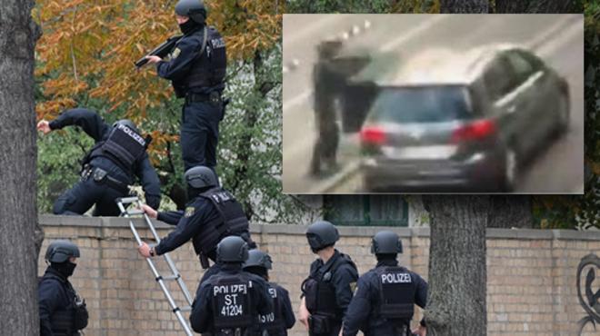 Attentat antisémite de Halle, en Allemagne: le tireur se filme, poste la vidéo de son crime sur internet et affirme que la Shoah