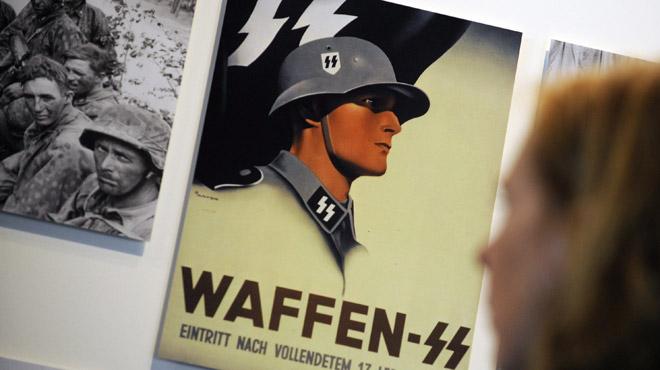 Un ancien SS touche en Belgique une pension allemande