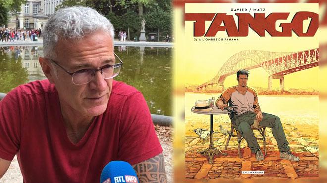 Sortie BD: Tango, un aventurier qui voyage aux 4 coins du monde