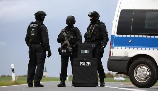 Le parquet anti-terroriste allemand saisi de l'enquête sur la fusillade à Halle