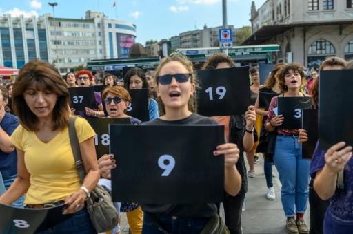 Début du procès d'un féminicide qui a choqué la Turquie