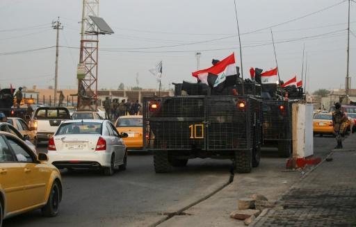 Après l'arrêt des violences en Irak, deuil national et remaniement annoncé