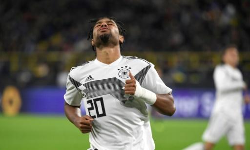 Amical: l'Allemagne et l'Argentine font match nul 2-2