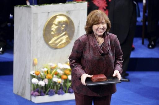 Nobel de littérature: 14 femmes sur 114 lauréats depuis 1901