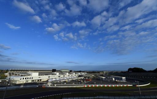 F1: décision à la mi-journée vendredi sur le GP du Japon menacé par le typhon Hagibis
