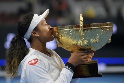 Tennis: Osaka choisit la nationalité japonaise avec les JO en ligne de mire