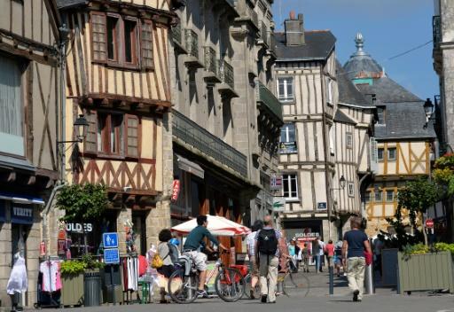 Vannes, son centre historique, ses touristes, sa baie et... son trafic de drogue