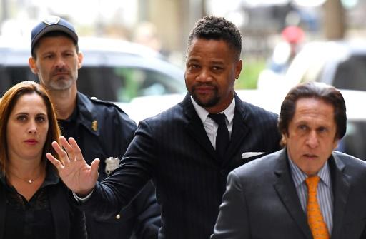 Nouvelles poursuites contre l'acteur Cuba Gooding Jr., déjà accusé d'attouchements