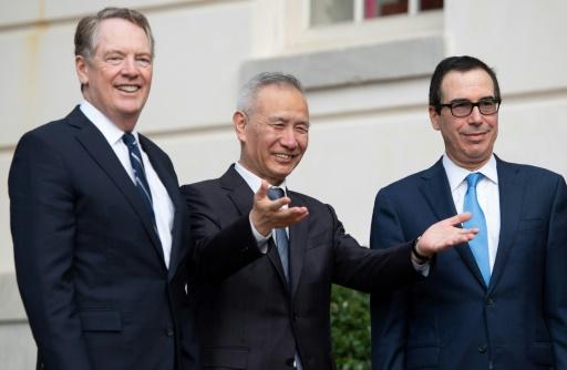 Commerce: Trump va rencontrer vendredi le principal négociateur chinois