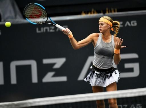Tennis: Mladenovic passe en quarts à Linz
