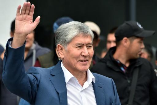 Kirghizstan: l'ex-président Atambaïev snobe l'ouverture de son procès