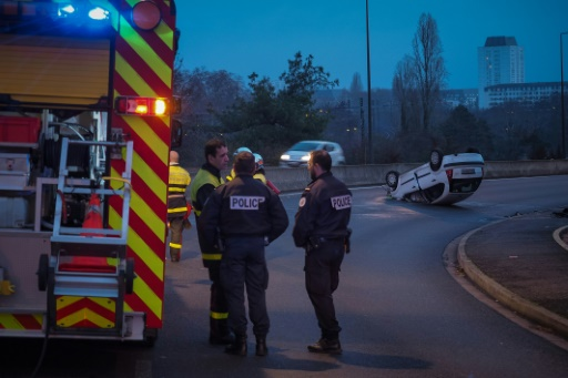 Sécurité routière: le nombre de morts sur les routes en baisse de 2,8% en septembre