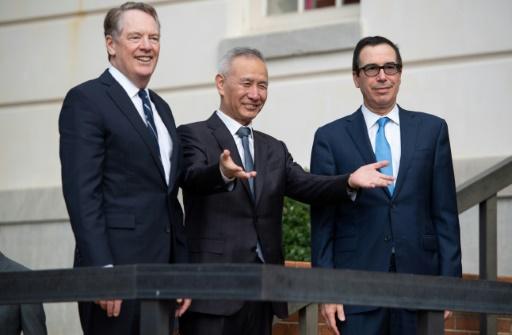 Reprise des négociations commerciales Etats-Unis-Chine en attendant la rencontre avec Trump