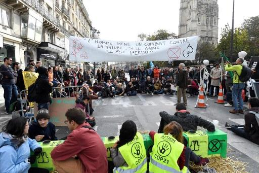 Extinction Rebellion va lever