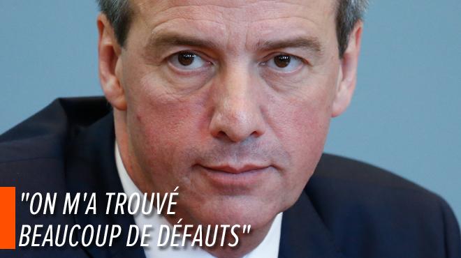 Affaire Nethys: Stéphane Moreau estime avoir été jugé