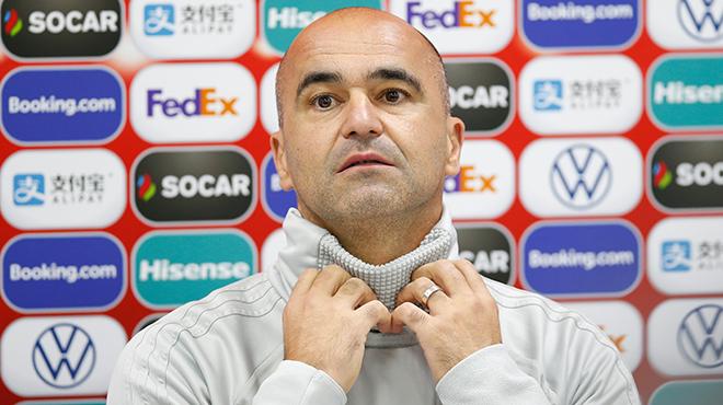 Roberto Martinez ne veut aucun relâchement contre le Kazakhstan: