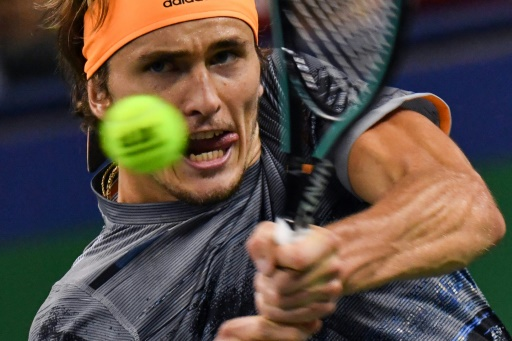 Tennis: Zverev retrouve Medvedev en finale à Sanghai