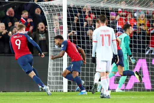 Euro-2020: partie remise pour l'Espagne, refroidie en Norvège