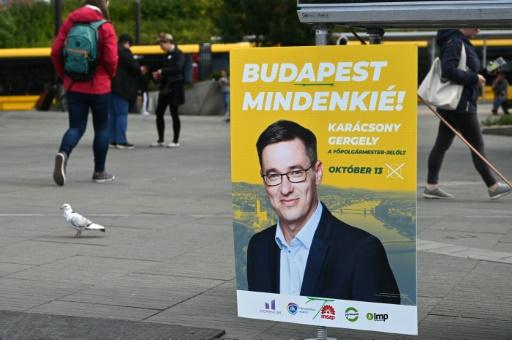 Municipales en Hongrie : les adversaires d'Orban convoitent Budapest