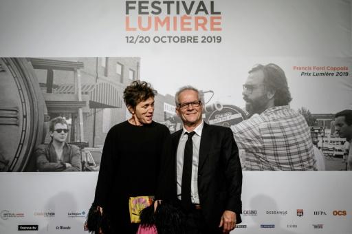 L'actrice américaine Frances McDormand ouvre la 11e édition du festival Lumière
