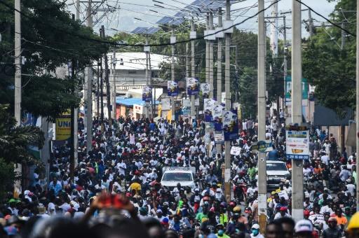 Haïti : les artistes dans le concert des contestations contre le président