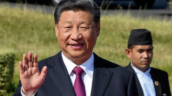 Le président chinois se montre clair vis-à-vis des séparatistes du Tibet ou de Hong Kong: ils seront