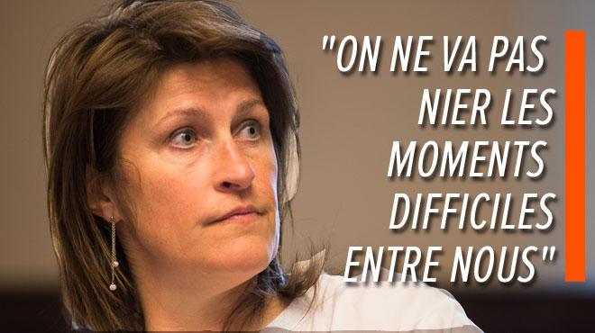 Présidence du MR: Jacqueline Galant soutiendra son ancien rival