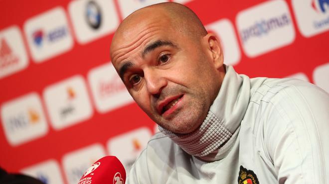 En fin de contrat chez les Diables Rouges, Roberto Martinez décidera de son futur avant l'Euro 2020